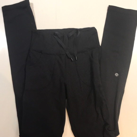 Lululemon pants with pockets